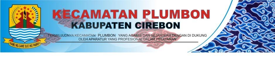 Header Website Kecamatan Plumbon
